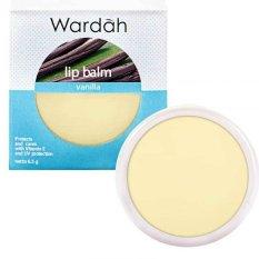 Wardah Lip Balm Vanilla
