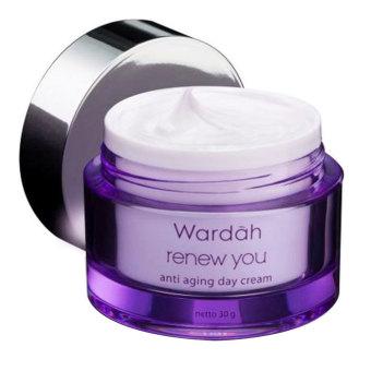 Wardah Renew you Day Cream Anti aging 30 gr