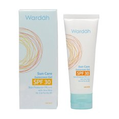Wardah Sun Care Sunscreen Gel SPF 30 - 40ml