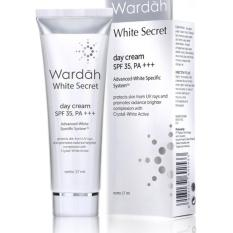 Wardah White Secret Day Cream Wardah - 17 mL