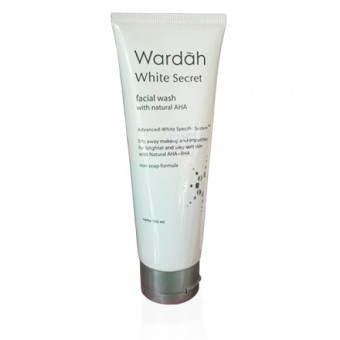 Wardah White Secret Facial Wash With AHA 100ml