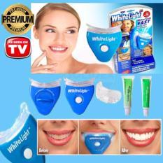 White Light Teeth Brightener/ Whitening Teeth / Alat Pemutih Gigi - 1 Pack