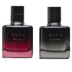 Zara Red Vanilla and Black Amber