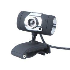50.0M USB 2.0 HD Digital Video Webcam with Microphone (INTL)
