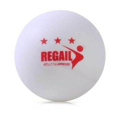 50pcs Table Tennis Ball Olympic Ping Pong - White