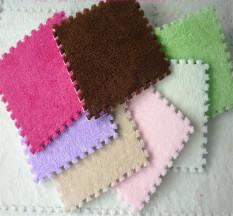 50X50X1.5CM New Hot Sale Solid Foam Jigsaw Splicing Bedroom Floor Living Room Mat