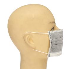 50 x debu sekali pakai medis bedah telinga gigi Loop Flu masker wajah alat pernafasan tipis