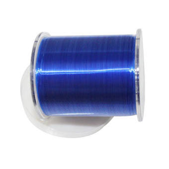 500m 0.8# Fishing Line Strong Quality Nylon Thread Developed Tile Line (Blue) AY024/AY027