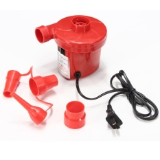 AC Electric Air Pump Inflate Deflate For Toys Air Bed Compression Bag Mattress - intl