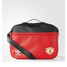 Adidas Manchester United Airliner Bag - Merah