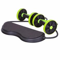 Alat Fitness Multifungsi AB Wheel Revoflex Xtreme Rally