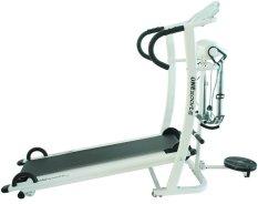 BFIT OneSport Manual Treadmill 630 Multifunction - Gratis Pengiriman 12 Kota*