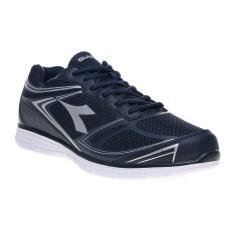 Diadora Donzel Sepatu Lari Pria - Navy