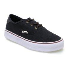Eagle Homer 2 Sepatu Sneakers - Hitam-Cokelat Tua