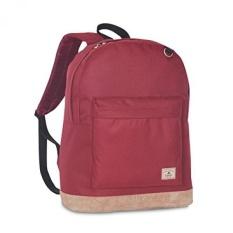 Everest Suede Bottom Backpack, Burgundy B01COATXUQ - intl