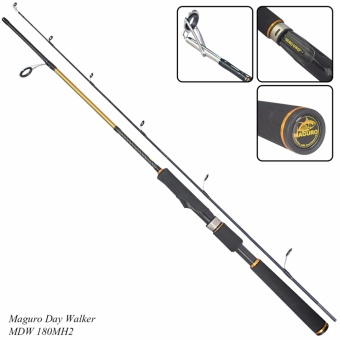 Joran Pancing Spinning Maguro Day Walker 180CM