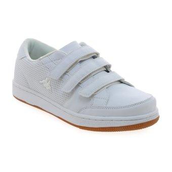 Kappa Yss 004 Velcro Low Cut Sneakers - Putih