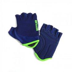 Kettler Multi Purpose Training Gloves 0987-000 BL/GRN