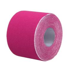 Kinesiology Tape 5cm x 5m Roll Sport & Therapy - Pink - ORIGINA