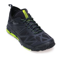 League Ghost Runner Nocturnal Sepatu Lari - Nine Iron-Volt-Cloudburst
