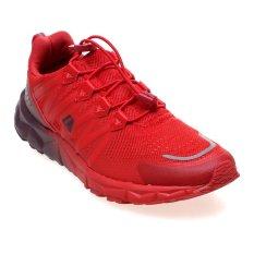 League Kumo 1.5 M Sepatu Lari Pria - Flame Scarlet-Burgundy