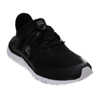 League Kumo Racer - Black/ White/ Met. Silver