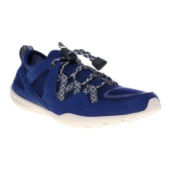 Harga League Stride X River M Sepatu Sneakers - Blue Depth Nine Iron ... ab77bddc20