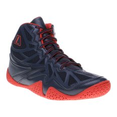 League Typhoon Sepatu Basket - Nine Iron-Flame Scarlet -Ant