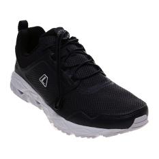 League Vader M Sepatu Lari - Nine Iron- Putih- Bllack