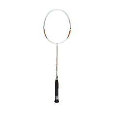 Lining Super Series SS 88 Raket Badminton White Orange