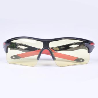 Moonar perlindungan sinar UV tahan ledakan olahraga kacamataberkendara 4  38b04bdb3c