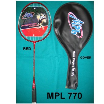 MPL - Raket Badminton 770 + Tali