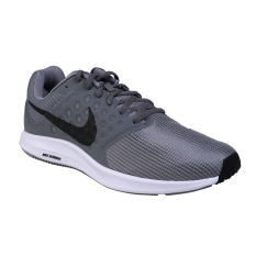 Nike Downshifter 7 Sepatu Lari Pria - Stealth/Black-Coolwhite