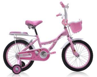Polygon Sepeda Anak Hello Kitty 16 Pink Gratis Ongkir