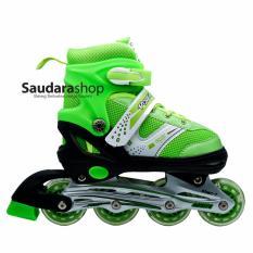 Jual Sepatu Roda Freestyle Frse Tld Slalom Inline Skate White Agen Tosca.  Source · Power Sepatu Roda Inline Anak - Hijau   Sepaturoda Inline Skate  Anak - ... 6edad5f663