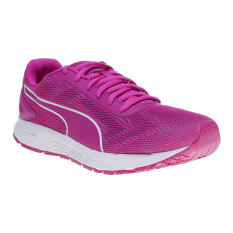 Puma Engine Women's Running Shoes - Ultra Magenta-Puma White