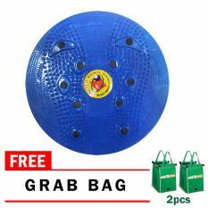 Quincy Label-Jogging Magnetic Trimmer Body Plate-Blue Free Grab Bag 2 Pcs