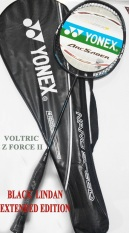Raket Badminton Yonex Voltric Z Force II Series Lin Dan Edition Black