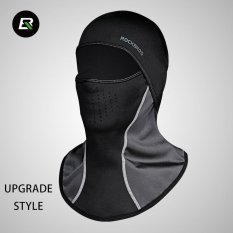 RockBros Winter Cycling Windproof Warm Hood Bike Masks Fleece Scarf With Filter Five Style Upgrade Style - intl