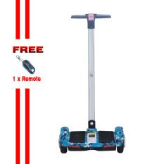 Smart Hoverboard Self Balance Wheel Mini Segway Scooter + Handle - 8 Inch