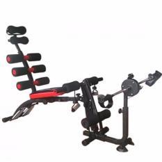 TOTAL FITNESS - Alat Fitness Pembentuk Otot Perut Six Pack + Cycle