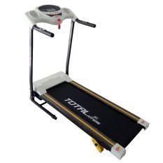 Total Fitness - Treadmill Elektrik TL-626 Putih