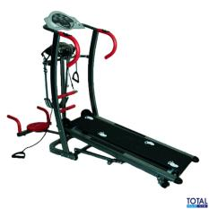 Totalfitness Official - TL - 006 Treadmill manual 6 fungsi-Cat Anti Gores-Plus massager-Free Ongkir - Jabodetabek - Jabar - Jateng - Jatim