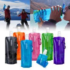 Ultimate Botol Minum Lipat 480 ml / Tempat Air Minum Lipat Portable BTL-03 – Random Colours