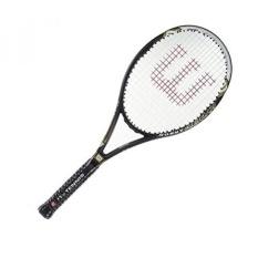 Wilson Hyper Hammer 5.3 Strung Tennis Racket (4-1/8) - intl