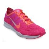 Women's Nike Air Zoom 2 Training Shoe - Pink Blast-Total Orange-Free Pink-White