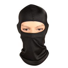 Zora - olahraga bersepeda naik sepeda Motor masker debu dengan gaya ninja - hitam