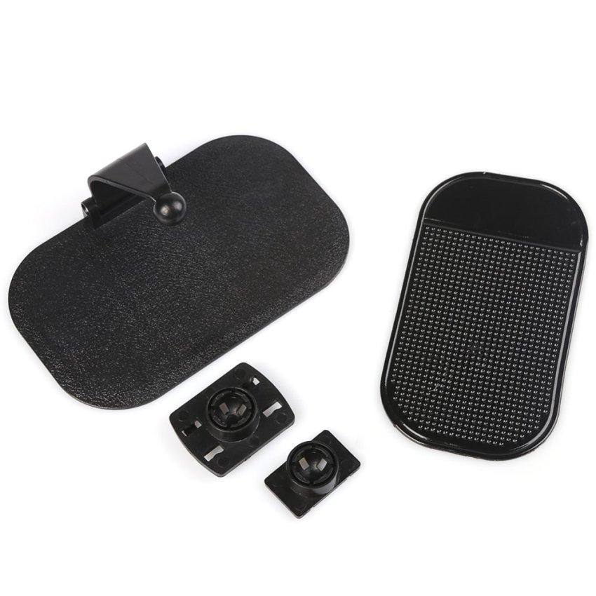 7 Inches Universal Bracket Car Mount Stand Holder (Black) (EXPORT) (Intl) (Intl)
