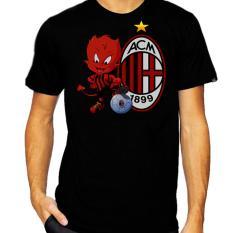 ... Harga 11gfn T Shirt Liverpool Logo Hitam PriceNia com Source 11gfn Tshirt AC Milan Ghost Hitam