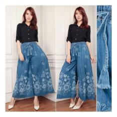 ... Home 168 Collection Celana Two Pocket Kulot Long Pant Abu Sb Collection Celana Oneblack Kulot Long
